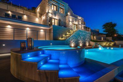 Perla, Luxury, Beach Villa, Tragaki, Zante, Greece, private pool