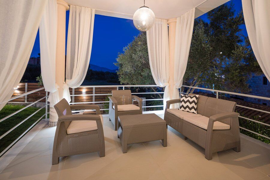 Annaset Villa boutique outdoor Jacuzzi