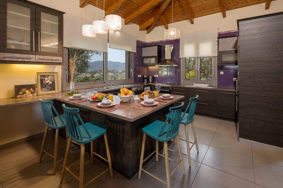 Annaset Villa boutique kitchen