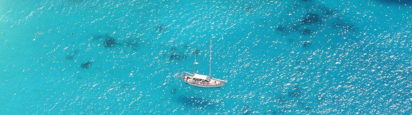 Villas Zakynthos Ionian islands Greece service Sailing boat