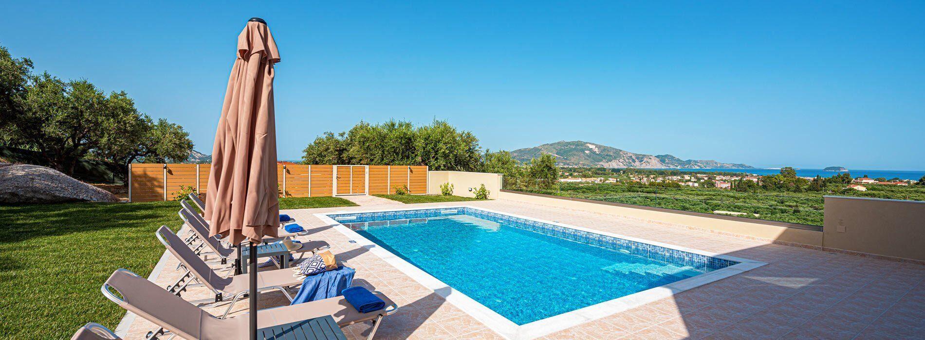 Villa Hilla Laganas Greece