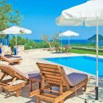 Villa Vakis Private Pool Sea View
