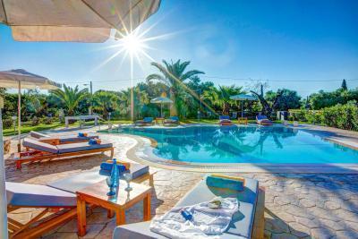Villas in Greece Zakynthos Villas With Pools