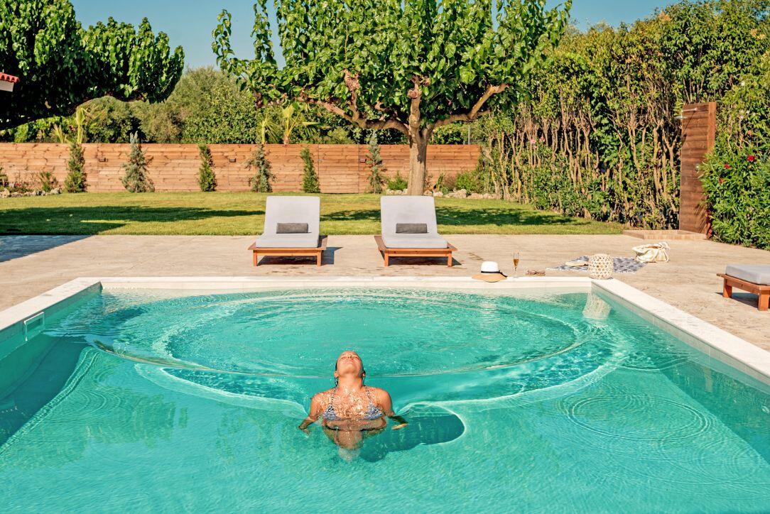 Aigli Villa Zakynthos pool