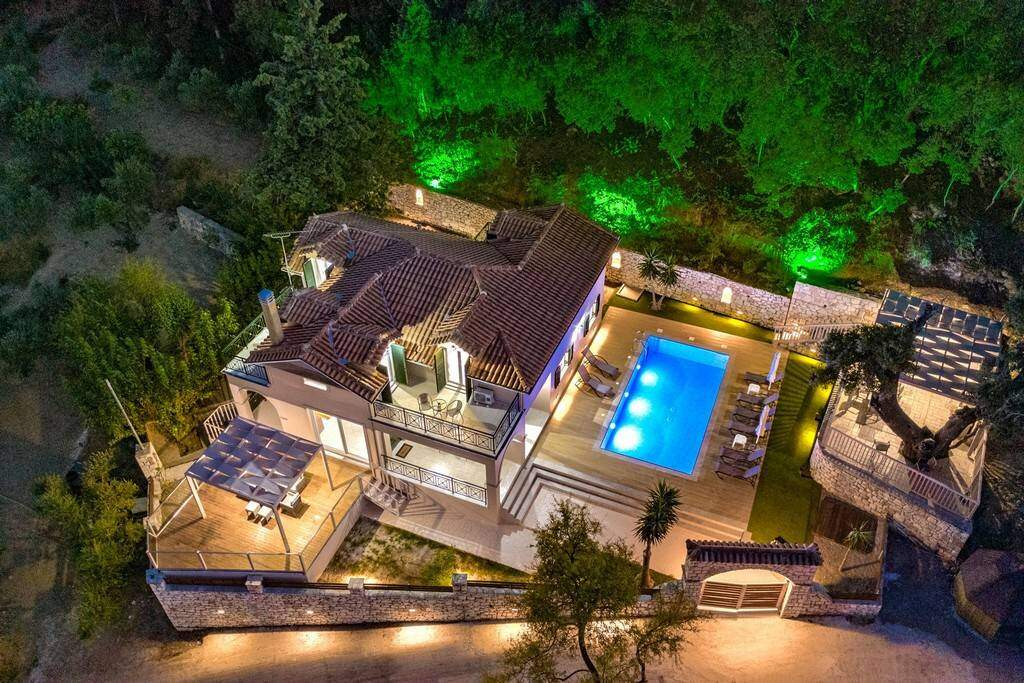 Villa Andromeda Vasilikos Zante Villa Andromeda