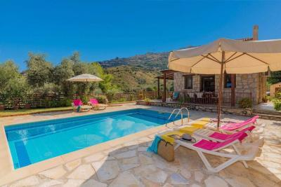 Villa Andon Argasi Zante Greece