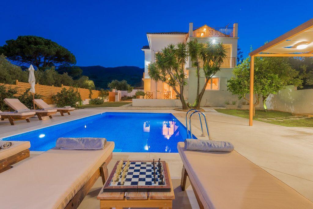 Villa Status Grande Greece, Zakynthos