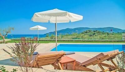 Villas in Greece Zakynthos Greek Villas Near Villages